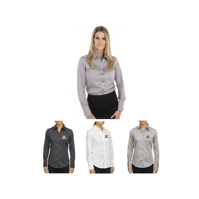 Chemise habillée m/l pour femmes Calvin Klein