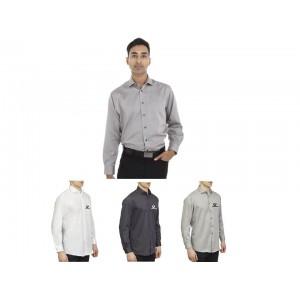 Chemise habillée m/l pour hommes Calvin Klein